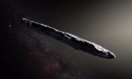 VIDEO Oumuamua ar putea fi dovada existenței navelor spațiale extraterestre
