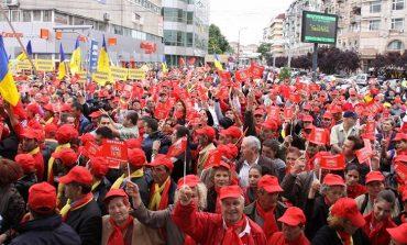 Marele miting intră la apă: Doar 10 organizații PSD vor proteste