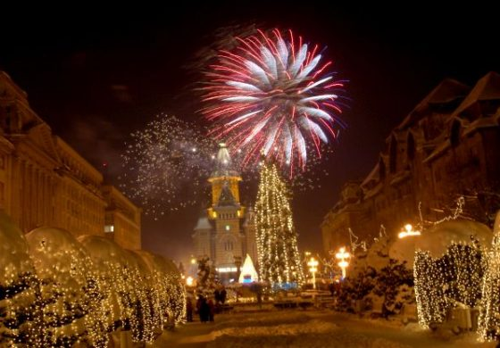 Unde călătoresc românii în minivacanța de Anul Nou