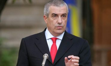 """Călin Popescu Tăriceanu: În România există un asalt al """"statului paralel"""""""