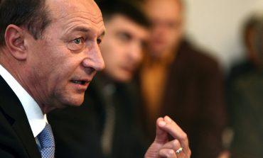 Traian Băsescu: Episodul microfonul mi-a produs doar silă