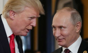 """Trump: Putin nu este nici prieten, nici inamic, ci un """"concurent"""""""