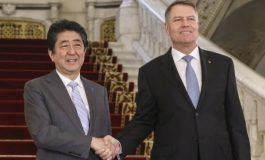 Shinzo Abe: Am decis ridicarea obligativității vizelor de intrare în Japonia pentru cetățenii români