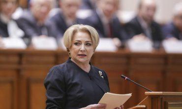 Viorica Dăncilă: În PE sunt parlamentari care dezinformează; ministrul Justiţiei trebuia lăsat să vorbească