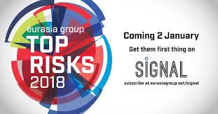 Alarmă Eurasia Group: 2018 va aduce un dezastru geopolitic care poate depăşi criza financiară din 2008