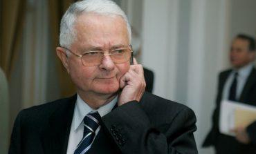 Fostul șef al SRI, Virgil Măgureanu, vizită surpriză la ministrul Justiției, Tudorel Toader
