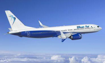 O aeronavă Blue Air a aterizat forţat în Palermo