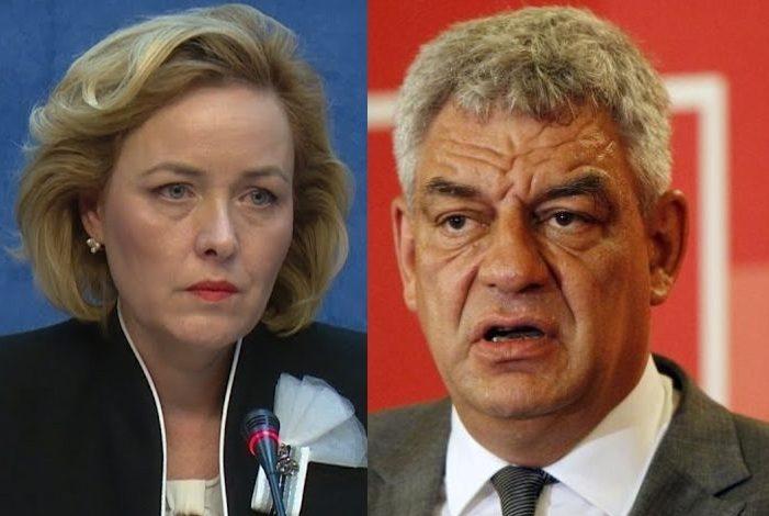 Comisarul.ro: Filmul discuțiilor dintre Carmen Dan și Mihai Tudose
