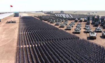 Cea mai mare armată din lume se pregăteşte de război