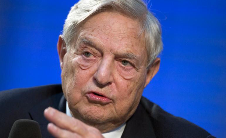 George Soros finanțează în Marea Britanie o campanie anti-Brexit