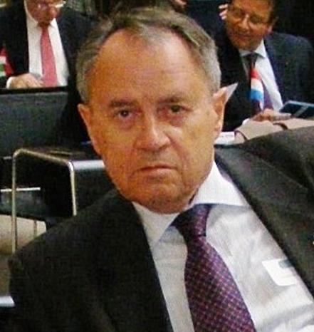 Numirea lui Gheorghe Dimitrescu, consilier al lui Florin Iordache, consul general la Bonn, publicată în MO