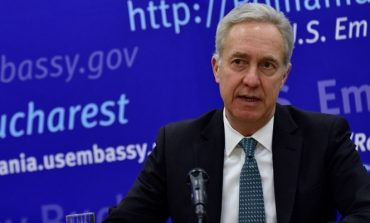 Ambasada SUA: Subiectul justiției, discutat la întâlnirea dintre premierul Viorica Dăncilă și ambasadorul Hans Klemm