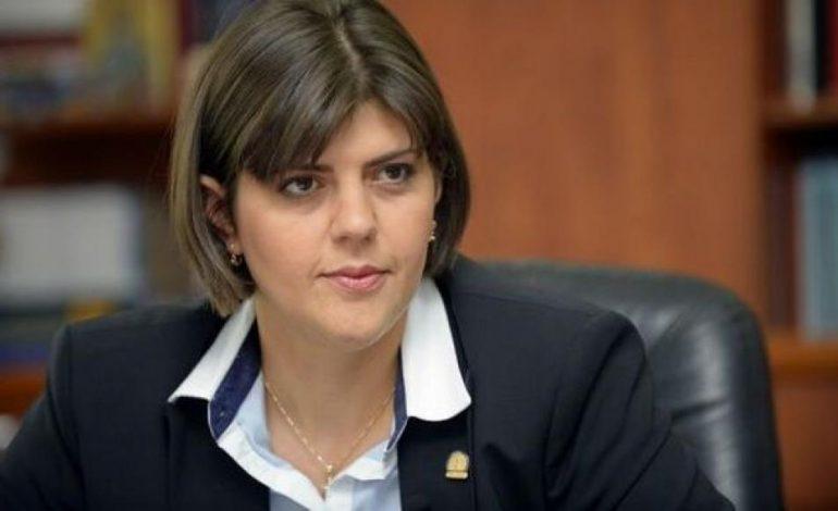 Conferința Laurei Codruța Kovesi a bătut recordurile de audiență la televiziunile de știri