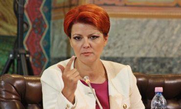 Olguţa Vasilescu dă vina pe direcțiile de Resurse Umane pentru scăderile salariale