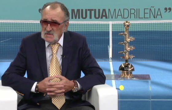 Ion Țiriac mărește cu 14 % premiile pentru turneul de la Madrid din 2018