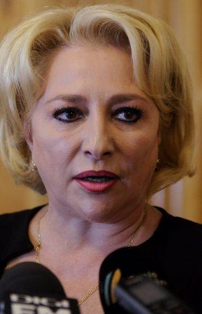 Viorica Dăncilă, despre Darius Vâlcov: Dacă va fi o decizie definitivă, vă asigur că atitudinea mea va fi total schimbată