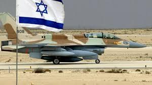 Israelul a atacat masiv Siria, după ce un avion al său de luptă a fost doborât