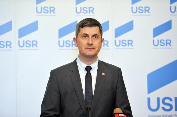 Dan Barna: USR susţine în continuare activitatea DNA şi pe doamna Kovesi la conducerea instituţiei