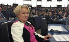 Viorica Dăncilă, reflexe comuniste la Bruxelles: M-a supărat că toate întrebările jurnaliştilor străini au fost negative