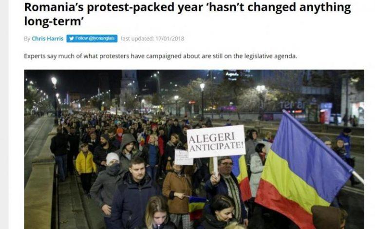 România și afacerile lui Liviu Dragnea din Teleorman îngrijorează presa străină