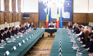 SURSE G4Media: Liderii PSD decid azi varianta modificării Codului penal - OUG sau angajarea răspunderii Guvernului