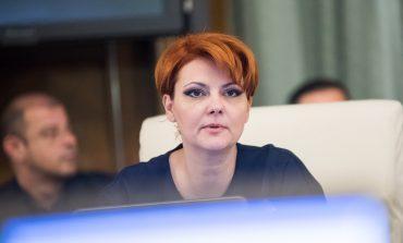 Olguța Vasilescu 2017: Garantez că niciun salariu din România nu va scădea. Olguța Vasilescu 2018: Vor fi scăderi salariale între 10 şi 40%