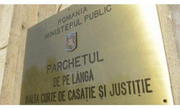 Ministerul Public îşi exprimă îngrijorarea faţă de modul în care au fost adoptate o serie de modificări la codurile penale