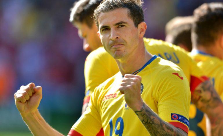 Cel mai bun marcator al tricolorilor, Bogdan Stancu, se retrage din naționala României