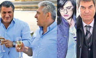 UPDATE Ioan Becali, condamnat la 7 ani şi 4 luni de închisoare, Victor Becali - 5 ani şi 8 luni, iar fosta judecătoare Geanina Terceanu - 7 ani. Cristian Borcea a fost achitat