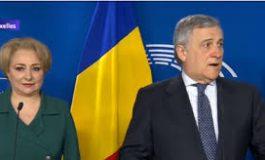Președintele Parlamentului European: Am cerut statului român să continue lupta împotriva corupției
