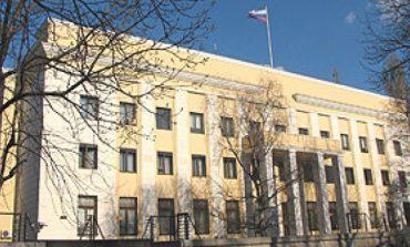 Ambasada Rusiei la București, despre expulzarea unui diplomat: Decizia luată este manifestarea nebuniei politice colective
