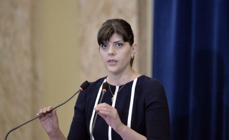 Laura Codruța Kovesi: Asistăm la un festival disperat al inculpaţilor. Nu am niciun motiv să îmi dau demisia. Am respectat legea în tot ce am făcut