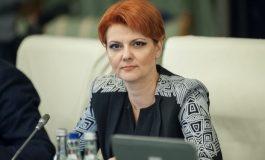 Lia Olguța Vasilescu: Vom scoate din rândul pensionarilor pe cei care nu au un stagiu minim de cotizare de 10 ani