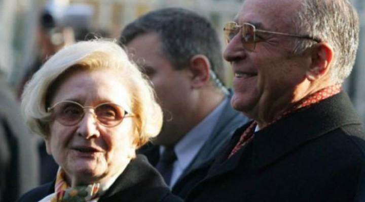Nina Iliescu, ieșire istorică în spațiul public. A denunţat ştirile false referitoare la pensia ei