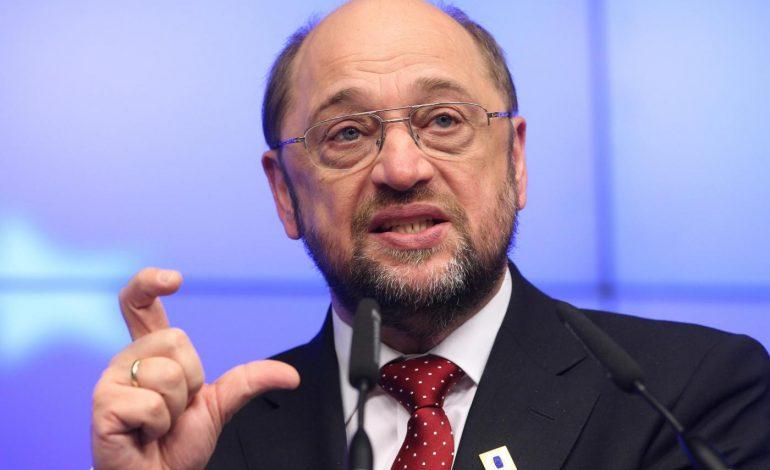 Martin Schulz va demisiona de la preşedinţia Partidului Social Democrat (SPD) din Germania