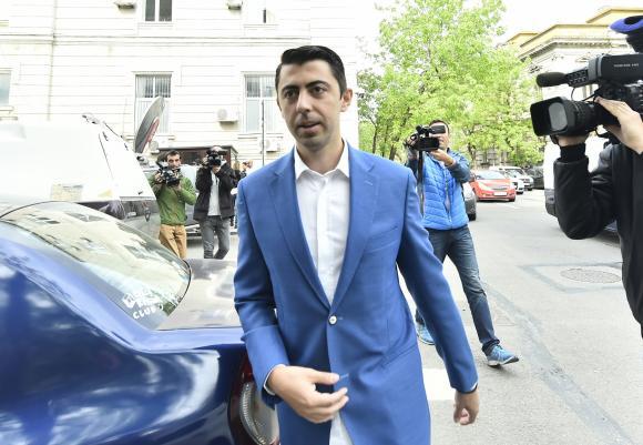 """Vlad Cosma a depus la Parchetul General """"noi probe"""": Dorinţa nu a fost să generăm un scandal. Sunt şi alte lucruri pe care nu le-am prezentat public"""