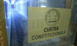 SURSE CCR a admis contestațiile PNL și USR privind statutul magistraților, dar a respins sesizarea pe legea de organizare judiciară și legea CSM