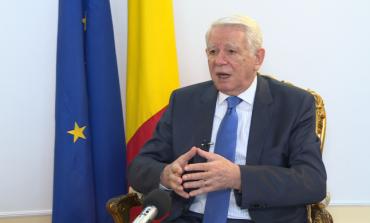 Meleșcanu spune că Guvernul ar putea nominaliza alt ambasador pentru Israel din cauză că Iohannis nu dă niciun răspuns la propunerea actuală