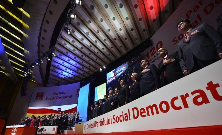 Congres PSD: Lista oficială a candidaturilor