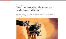 """The Economist, despre Dragnea, Kaczynski și politicienii care-și conduc """"din spate"""" țările pe un drum greșit"""