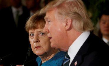 """Angela Merkel și Donald Trump, îngrijorați de dezvăluirile lui Vladimir Putin despre armele sale """"invincibile"""""""