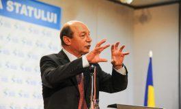 Traian Băsescu: Europarlamentarele vor fi un dezastru pentru partidele de dreapta, dacă nu se găseşte o soluţie politică