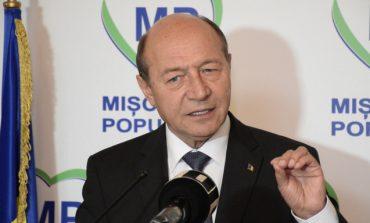 Traian Băsescu: Sunt agenți de influență care trebuie să dispară din magistratură. Aș lua procurorii să ne spună cum au colaborat ei cu SRI