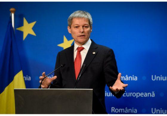 Dacian Cioloș: Este nevoie de alegeri anticipate. Majoritatea politică actuală şi-a pierdut legitimitatea