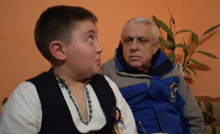 VIDEO Cum îl pune la punct un puști de 11 ani pe ministrul Agriculturii, Petre Daea