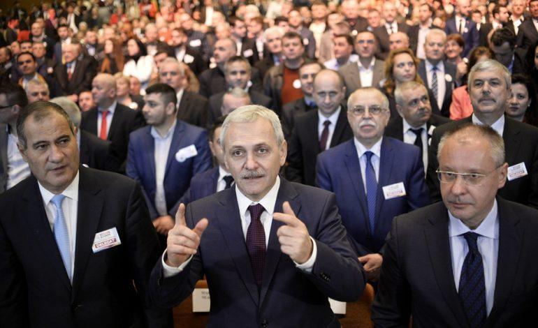 SURSE Întâlnire informală între Liviu Dragnea și liderii din teritoriu înaintea CExN al PSD
