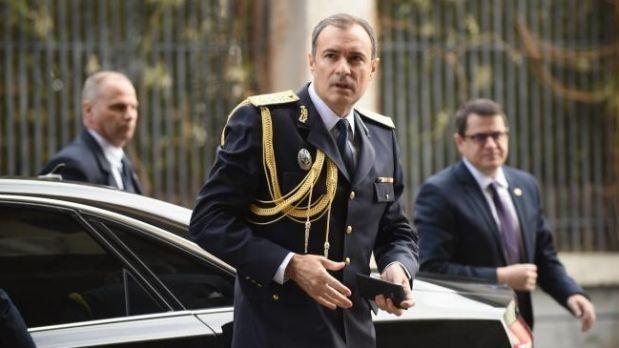 UPDATE Florian Coldea, la ieșirea de la Comisia SRI: Mă pot referi doar la statul vertical pe care l-am servit puternic și protectiv în slujba României
