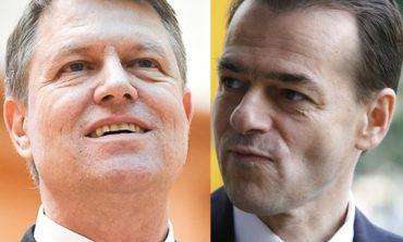Consiliul Naţional al PNL: Susținere pentru Klaus Iohannis, candidat la prezidențiale, și pentru Ludovic Orban, premier