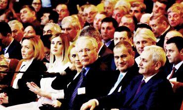 Iubita lui Liviu Dragnea, pe locurile de onoare, la congresul PSD
