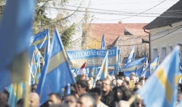 Secretariatul de stat pentru politică națională din Ungaria sprijină comemorarea și marșul care va fi organizat sâmbătă la Târgu Mureș cu ocazia Zilei Libertății Secuilor
